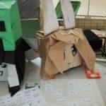 折り紙でサーバルちゃん