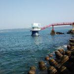 串本海中公園海中展望塔