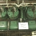宗谷のメインエンジン