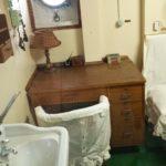 宗谷の船室