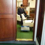 宗谷の船長室