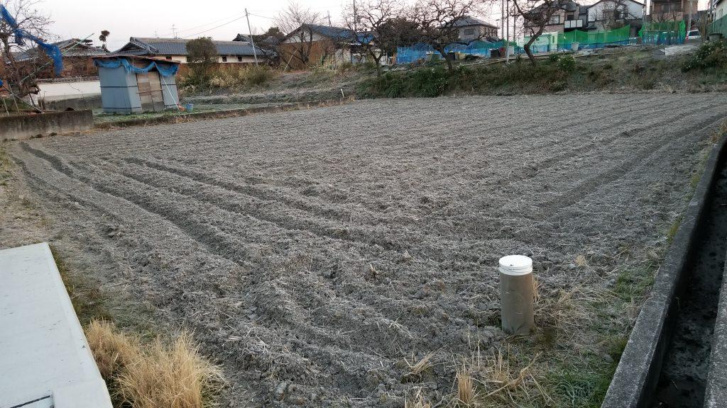 田んぼ20180209