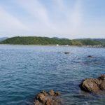 串本町の海