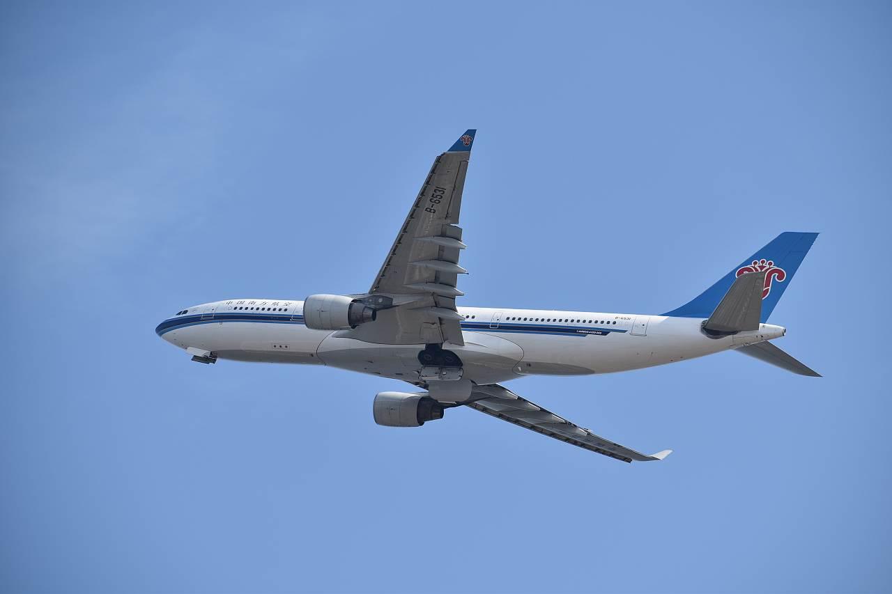 中国南方航空 B-6531