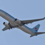 大韓航空 HL8245