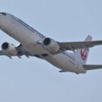 日本航空 JA334J
