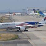 マレーシア航空 9M-MAG