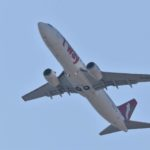 ティーウェイ航空 HL8086