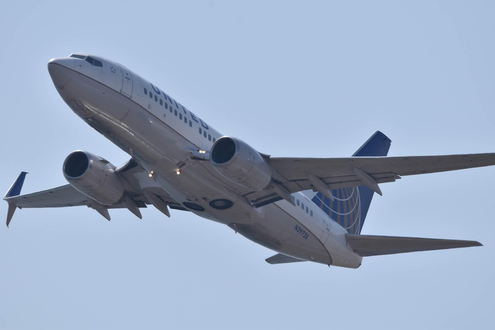 ユナイテッド航空 N39726