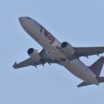 ティーウェイ航空 HL8047