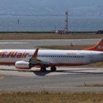 チェジュ航空 HL8302