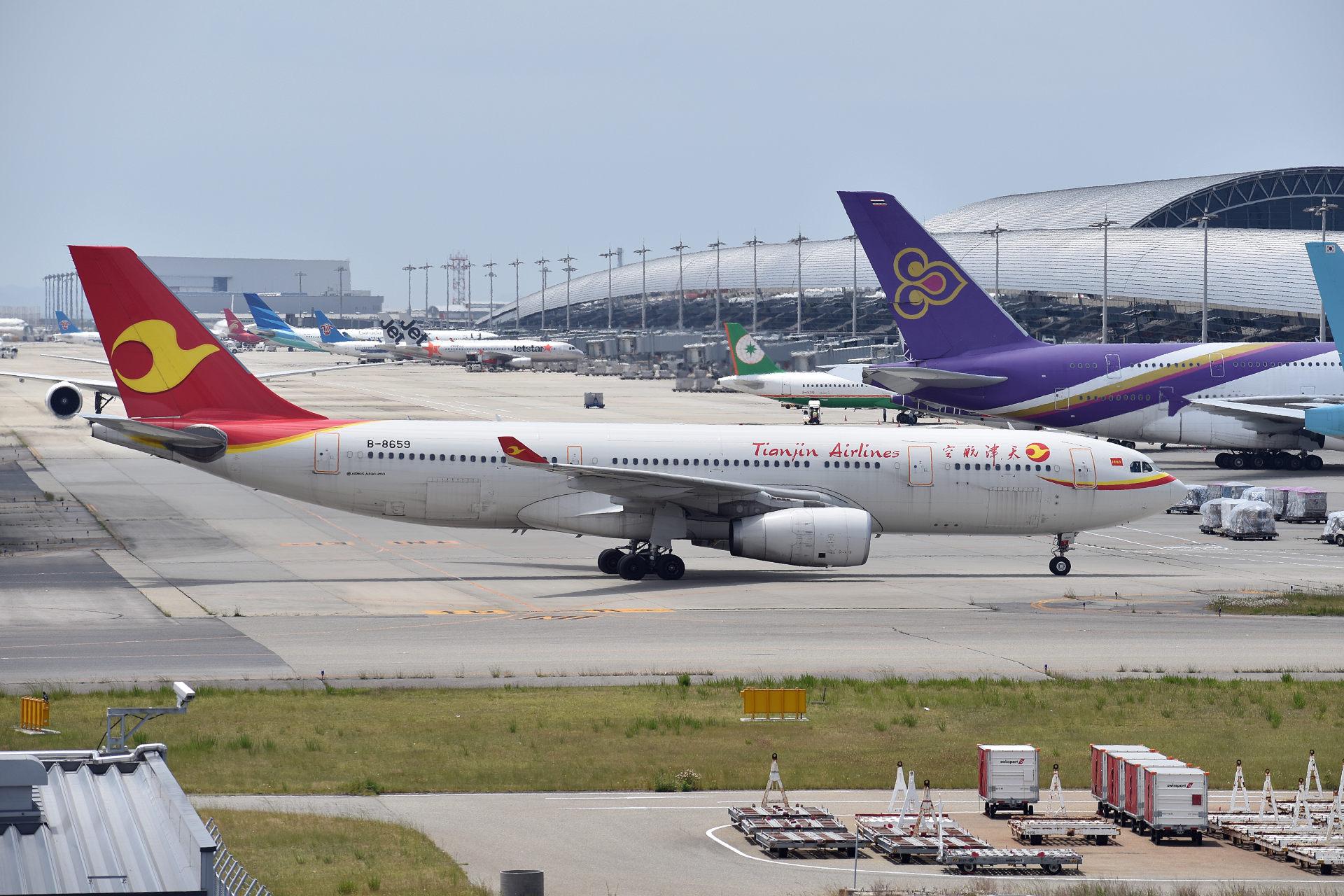 天津航空 B-8659