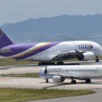 タイ国際航空 HS-TUC