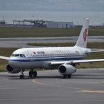 中国国際航空 B-8582