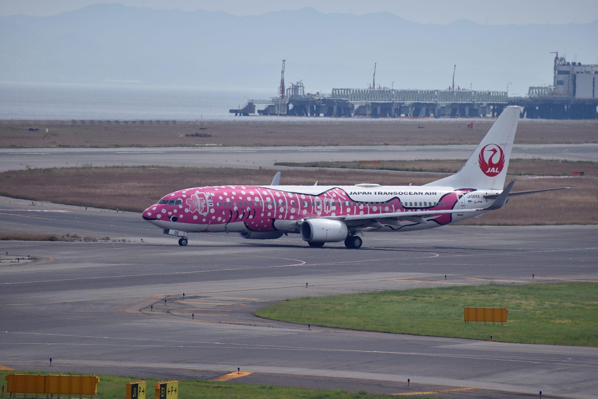 日本トランスオーシャン航空 JA06RK
