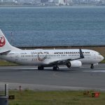 日本トランスオーシャン航空 JA03RK