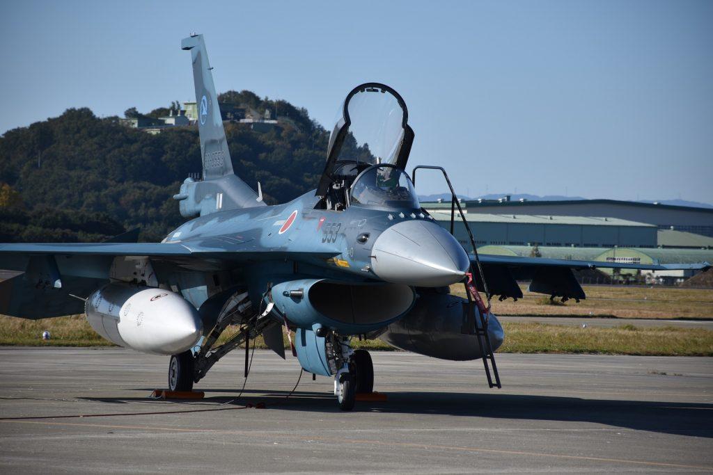 F-2A #93-8553